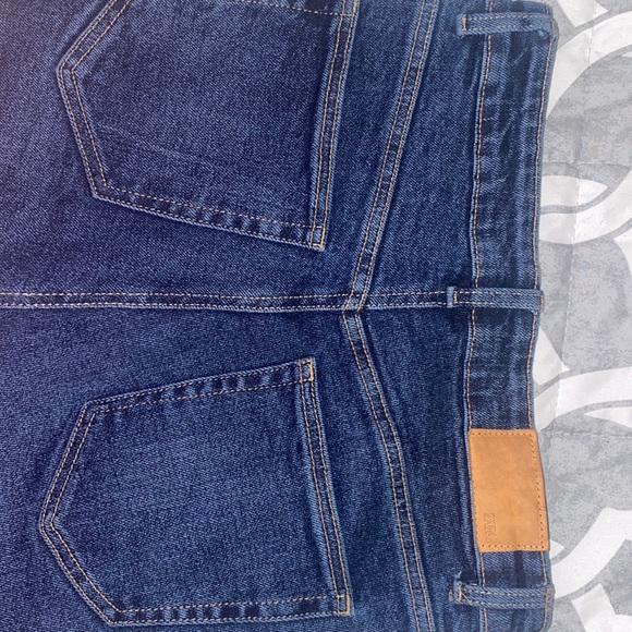 Zara skinny dark wash jeans